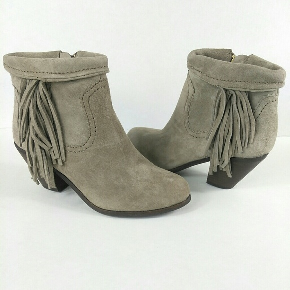 Sam Edelman Ankle Boots 6